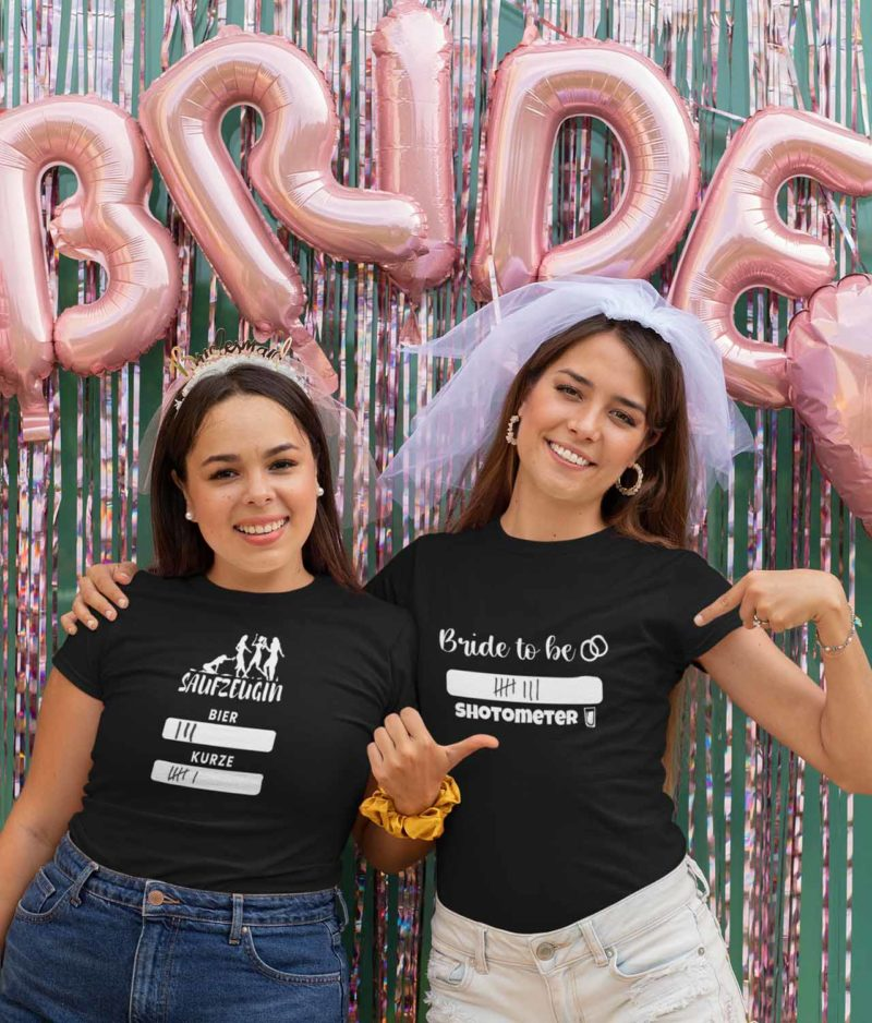 Bride to be shirts fuer maedels